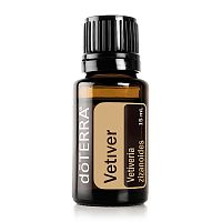 картинка VETIVER ESSENTIAL OIL / Ветивер (Vetiveria zizanioides), эфирное масло, 15 мл Эфирных масел doTERRA от интернет магазина doTERRA.moscow