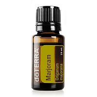 картинка MARJORAM ESSENTIAL OIL / Майоран (Origanum majorana), эфирное масло, 15 мл Эфирных масел doTERRA от интернет магазина doTERRA.moscow