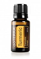 картинка Turmeric Essential Oil/ Куркума  (Curcuma longa), эфирное масло, 15 мл Эфирных масел doTERRA от интернет магазина doTERRA.moscow